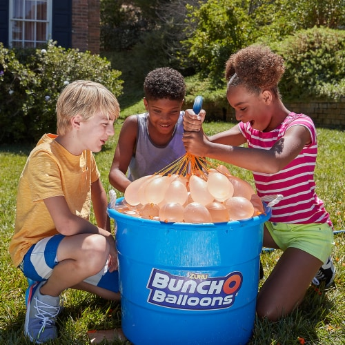 Zuru BonchO Balloons Fill & Tie Self Sealing Water Balloons Perspective: right