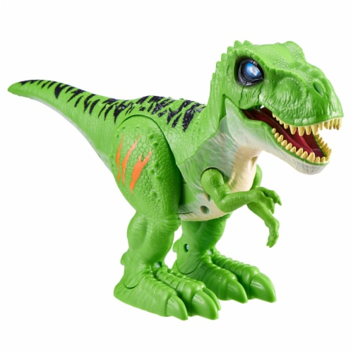 Zuru Robo Alive Attacking T-Rex Dinosaur Toy - Assorted Perspective: right
