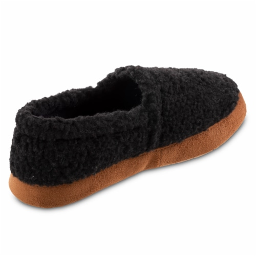 Isotoner® Happy Sheep Berber A-line Slippers Perspective: right