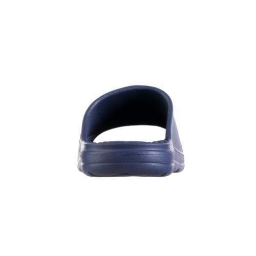 Totes Men's Ara Sport Slide - Navy Blue Perspective: right