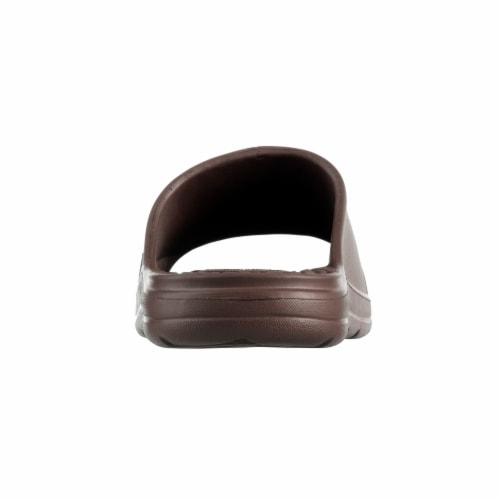 Totes Men's Ara Sport Slide - Brown Perspective: right