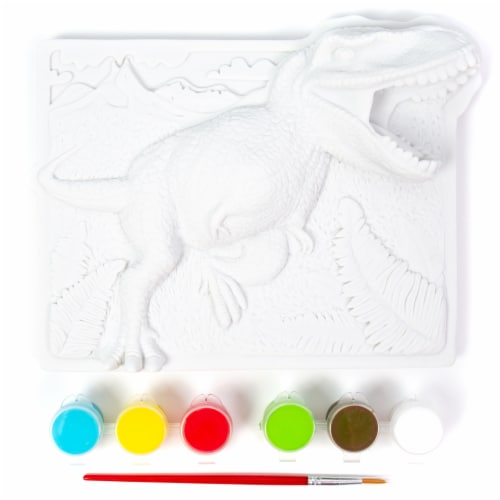 Made By Me Paint Your Own 3D Dinosaur Stone Set Perspective: right