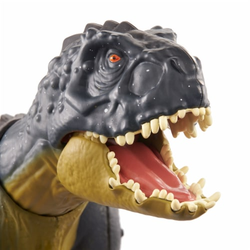 Mattel Jurassic World Slash N Bash Scorpius Rex Action Figure Perspective: right