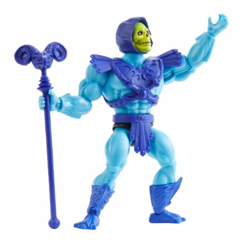 Mattel Masters of the Universe Origins Skeletor Action Figure Perspective: right