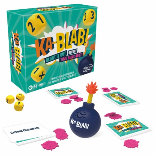 Ka-Blab! Game Perspective: right