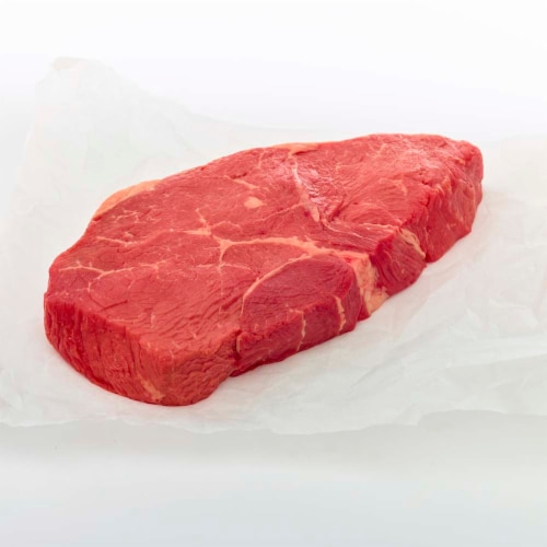Beef Choice Top Sirloin Steak Value Pack (About 3-4 Steaks Per Pack) Perspective: right