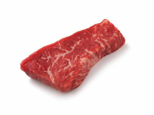 Beef Choice Tri-Tip Steaks Value Pack (About 7 Steaks per Pack) Perspective: right