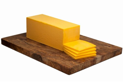 Grab & Go Kroger Yellow American Cheese Perspective: right