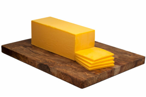 Kroger® Yellow American Cheese Perspective: right