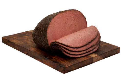 Private Selection™ Top Round Beef Pastrami Perspective: right