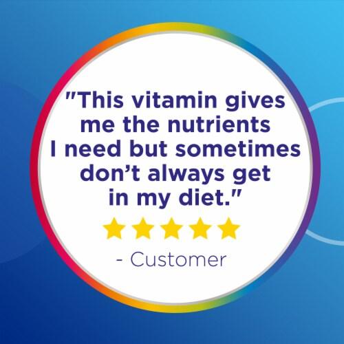 Centrum Men Multivitamin & Multimineral Supplement Tablets Perspective: right