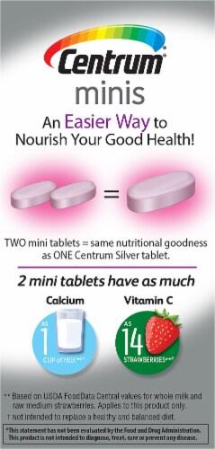 Centrum® Women's 50+ Multi-Vitamin Mini Tablets Perspective: right