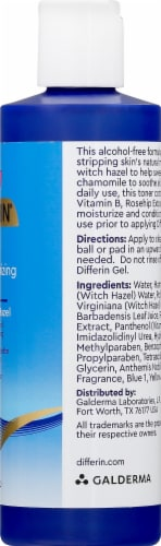 Differin Pore-Minimizing Toner with Witch Hazel Perspective: right