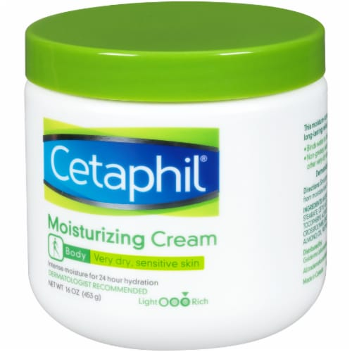 Cetaphil Moisturizing Cream Perspective: right