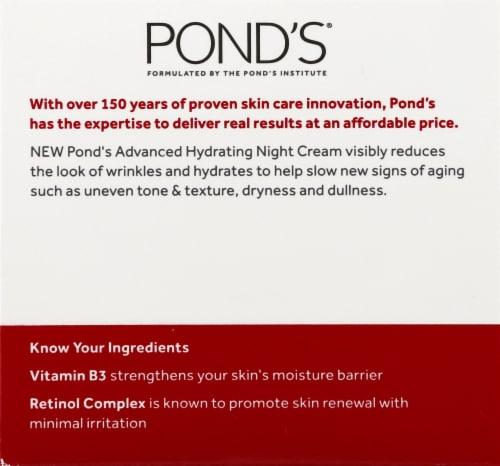 Pond's Rejuveness Night Cream Perspective: right