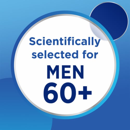 Centrum Mens 60+ Daily Wellness Packs Perspective: right
