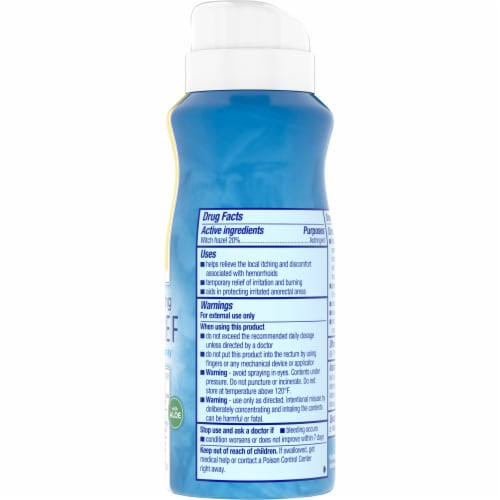 Preparation H Soothing Relief Cool Spray Perspective: right