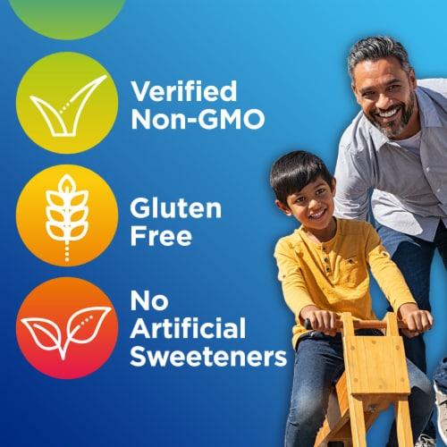 Centrum Men Multivitamin/Multimineral Supplement Tablets Perspective: right