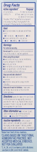 Boiron Arnicare Pain Relief Cream Perspective: right