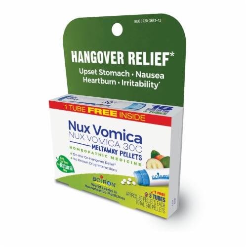 Boiron Nux Vomica 30c Pellets Perspective: right