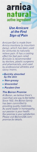 Boiron Arnicare Pain Relief Gel Value Size Perspective: right
