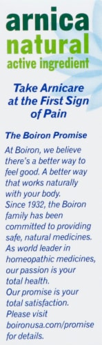 Boiron Homeopathic Arnicare Pain Relief Tablets Perspective: right