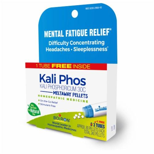 Boiron Kali Phosphoricum 30C Pellets Multi-Pack Perspective: right