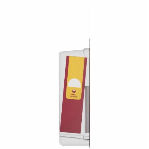 Nicorette® Cinnamon Surge Nicotine Gum 2mg Perspective: right