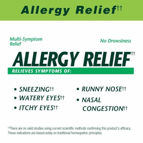 Boericke & Tafel Allergiemittel AllerAide Allergy Relief Tablets Perspective: right