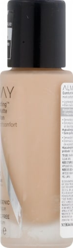 Almay Skin Perfecting 140 Cool Bare Comfort Matte Foundation Perspective: right