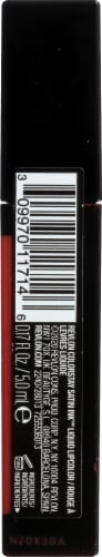Revlon ColorStay Satin Ink Holy Pumpkin Lipstick Perspective: right