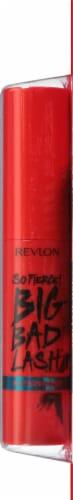 Revlon So Fierce Big Bad Lash Waterproof 762 Blackest Black Mascara Perspective: right