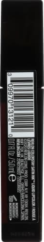 Revlon ColorStay Satin Ink Black Cherry Liquid Lipcolor Perspective: right