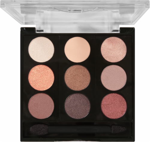 Almay 010 Naturalista Eyeshadow Palette Perspective: right