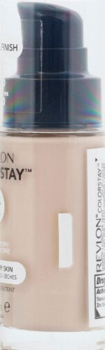 Revlon ColorStay Ivory Normal Dry Skin Makeup Perspective: right