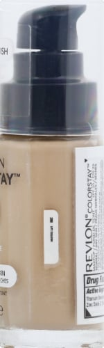 Revlon ColorStay Normal Dry Skin Nude Makeup Perspective: right