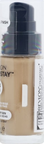 Revlon Colorstay Fresh Beige 250 Normal / Dry Skin Liquid Foundation Perspective: right