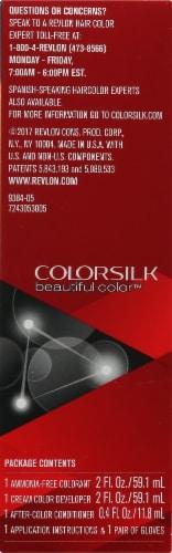 Revlon ColorSilk 05 Ultra Light Ash Blonde Hair Color Perspective: right