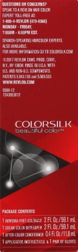 Revlon Colorsilk Natural Blue Black 12 Hair Color Perspective: right