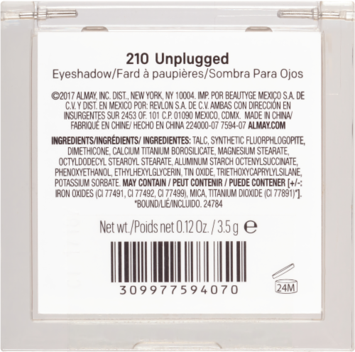 Almay Eyeshadow 210 Unplugged Perspective: right