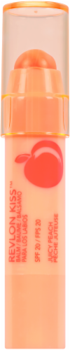 Revlon Kiss 015 Juicy Peach Lip Balm Perspective: right