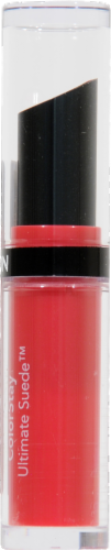 Revlon ColorStay Ultimate Suede Lipstick Stylist Perspective: right