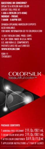 Revlon Colorsilk 11 Soft Black Hair Color Perspective: right