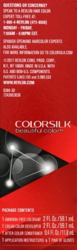 Revlon Colorsilk 30 Dark Brown Hair Color Perspective: right