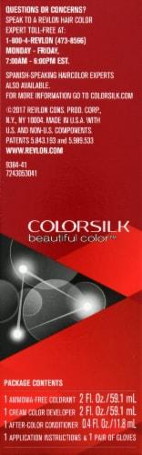 Revlon Colorsilk 41 Medium Brown Hair Color Perspective: right