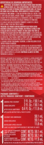 Revlon Colorsilk 54 Light Golden Brown Hair Color Perspective: right