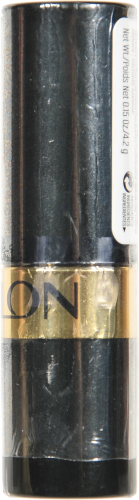 Revlon Super Lustrous Wild Orchid Pearl Lipstick Perspective: right