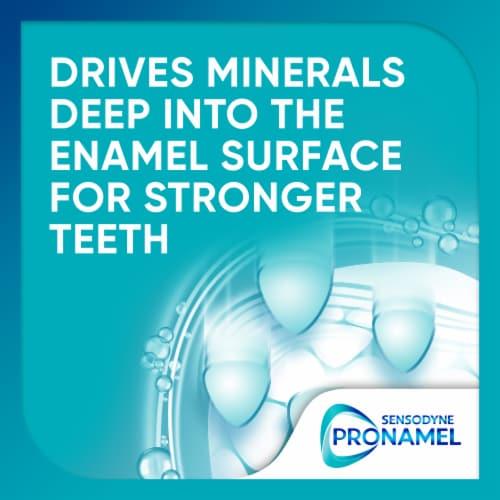 Sensodyne Pronamel Intensive Enamel Repair Extra Fresh Toothpaste Perspective: right