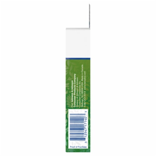 Benadryl Extra Strength Itch Relief Stick Perspective: right