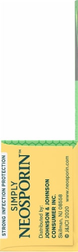 Neosporin Simple Formula Ointment Perspective: right